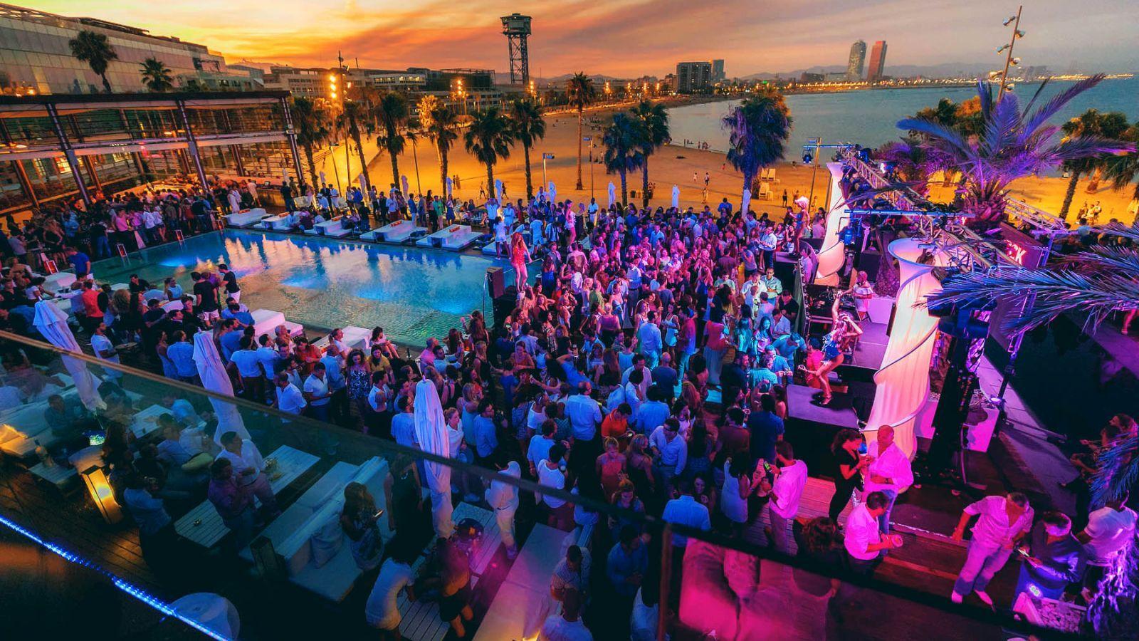 la terrazza - I\'m Barcelona VIP